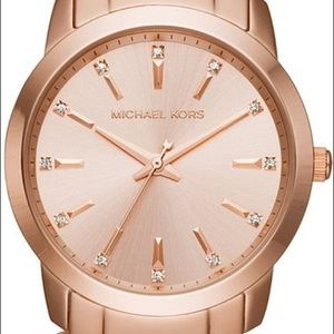 Brand New Michael Kors Elena Watch